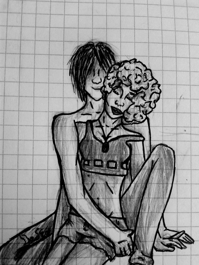Sketch...last dream? by Dedto
