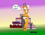 Phobos Huitzil Girl by vampirefoxys