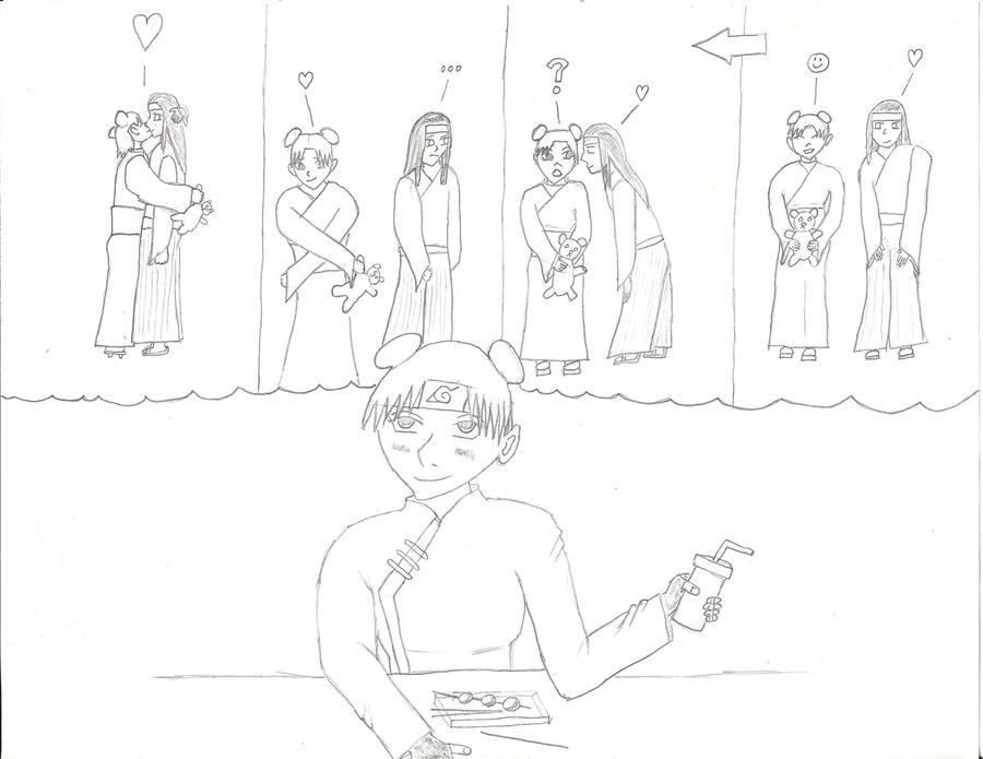 Neji And Tenten Kiss KCC Chapter 12 NejiTenten