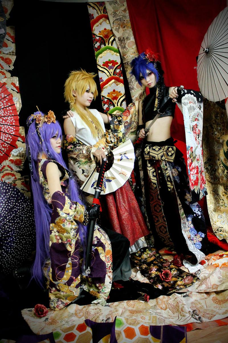 Setsugetsuka cosplay by zingruby