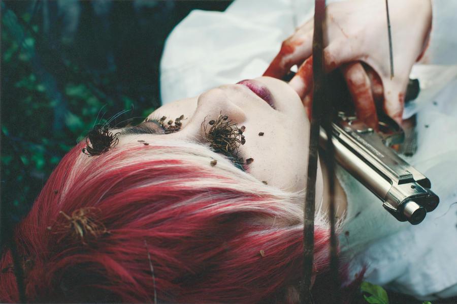 Dead Rose 2 by zingruby