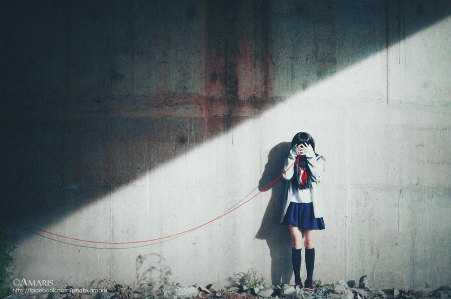 Half shadow by zingruby