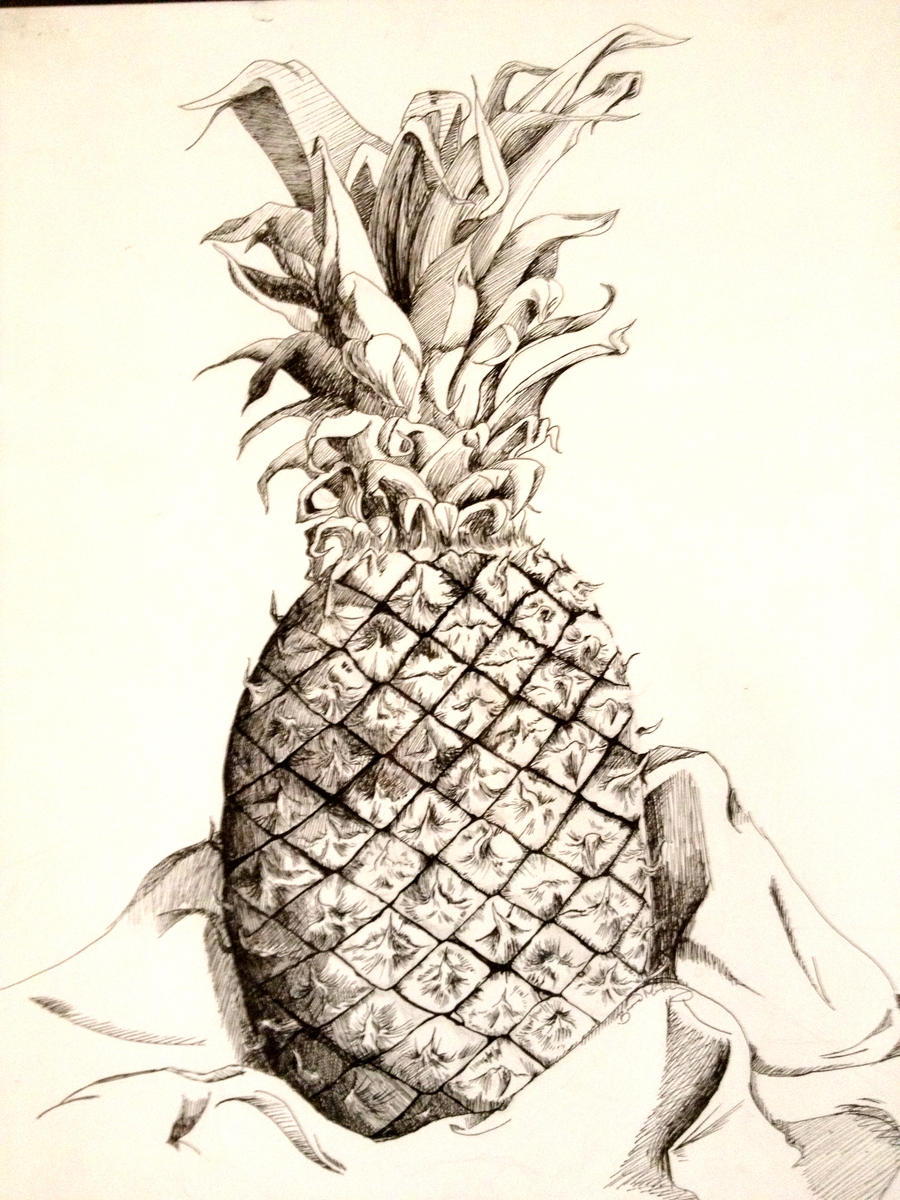 PineApple by cattuccino