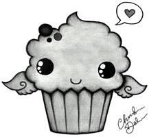 Cute cupcake by 47flowers