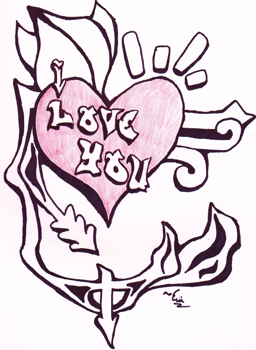 The gallery for --> Easy Love Drawings For Your Boyfriend