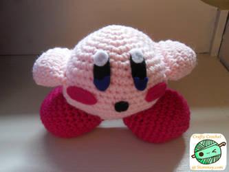 Kirby by DarkAngelYoshi