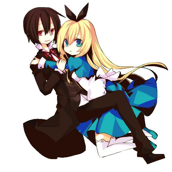 Alice by Elazulmax
