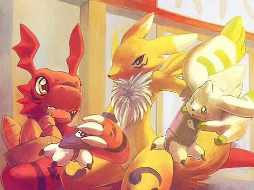 Digimon sign by Elazulmax