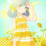 Summer by Elazulmax