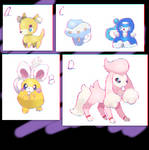 Adopt a fakemon! [Finished]
