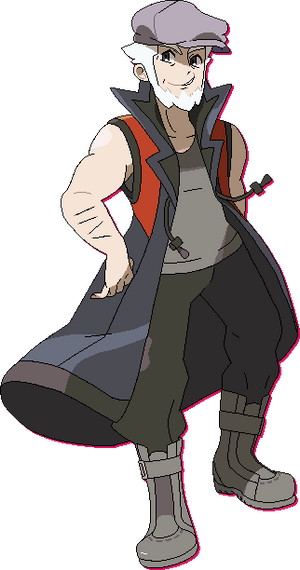 Pokemon Trainer Noland