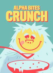 Alpha Bites Crunch from K-12
