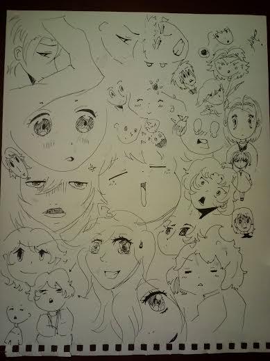 Anime Randomness by aoi9875