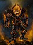 fire colossus
