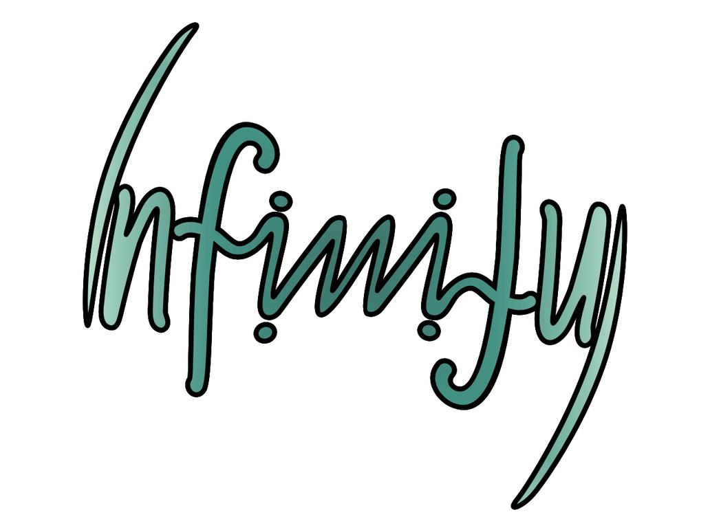 infinity ambigram by rickxard on deviantart