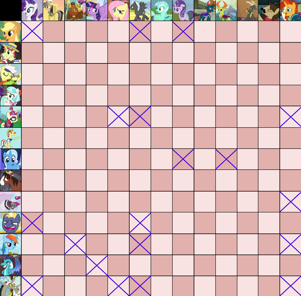Pricing Grid: DOUBLES GRID: 2 For The Price Of 1 By Ari-10 On DeviantArt