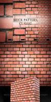 Brick Pattern - Classic by boeenet