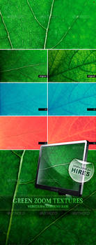 Green Zoom Textures