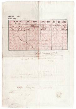 Passport 1855 - two one