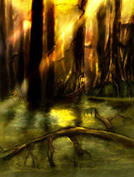 FireSwamp 2 by aid