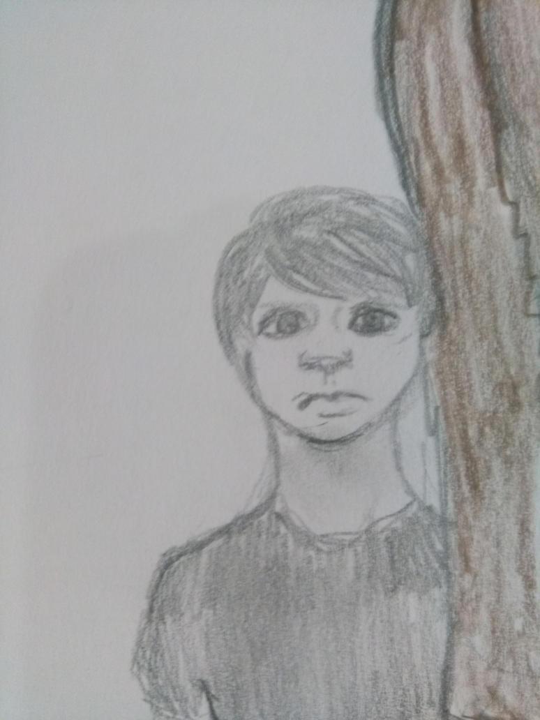 Just a boy by Pestonkel
