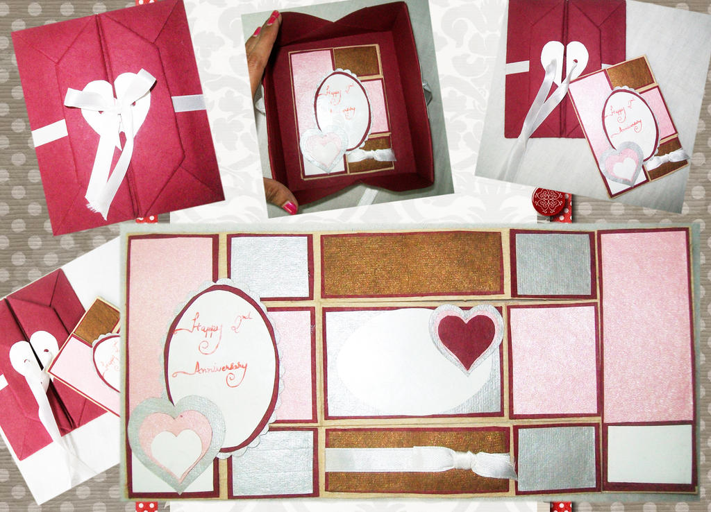 Handmade anniversary card and envelope by artbeat6342 on deviantart handmade anniversary card and envelope by artbeat6342 thecheapjerseys Choice Image