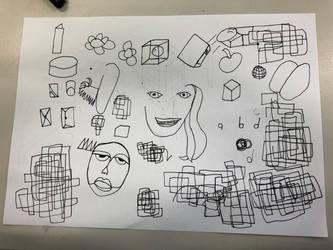 Random doodles from school 6 by Techno-Universal