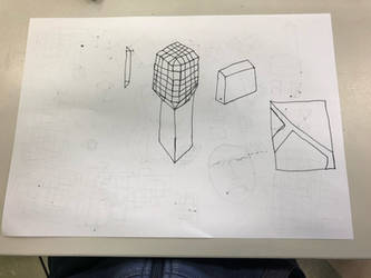 Random doodles from school 7 by Techno-Universal
