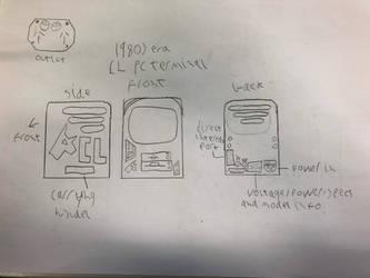 Random doodles from school 10 by Techno-Universal