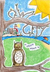 Owl City by Skipper4