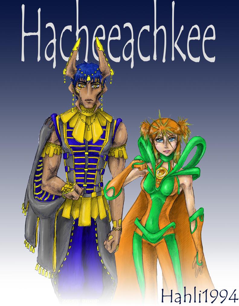 Hacheeachkee by Hahli1994