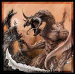 Kishlahar and Chronos Demon