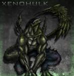 XenoHulk Fanart