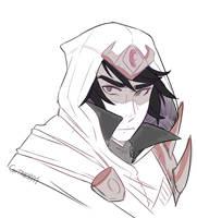 Talon Sketch:: by CurohKrow