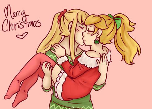 Christmas SamPeach