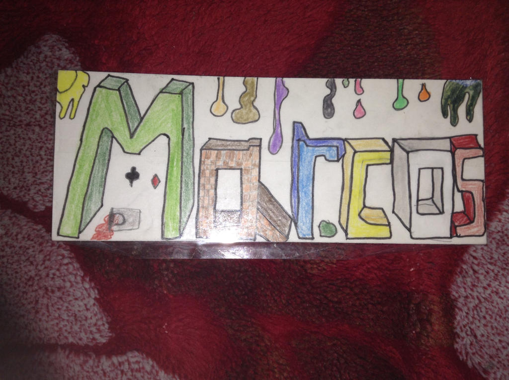 Name card by MF426