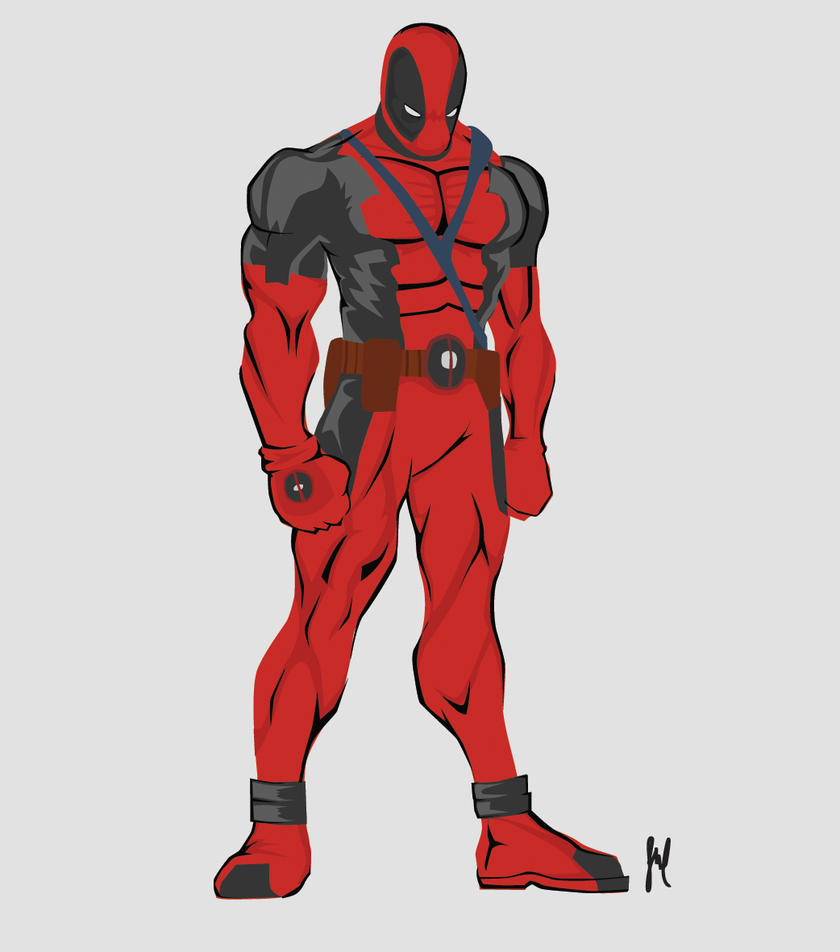 Deadpool by StopRewindPlay