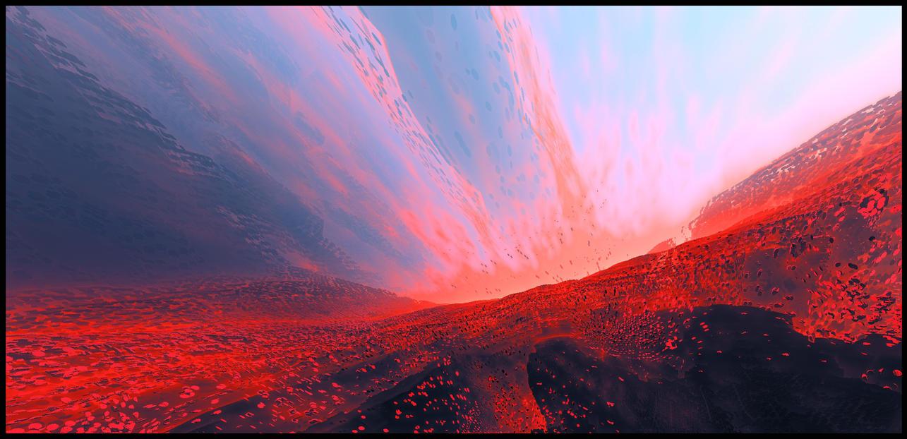 Lava. by YuryKyssa