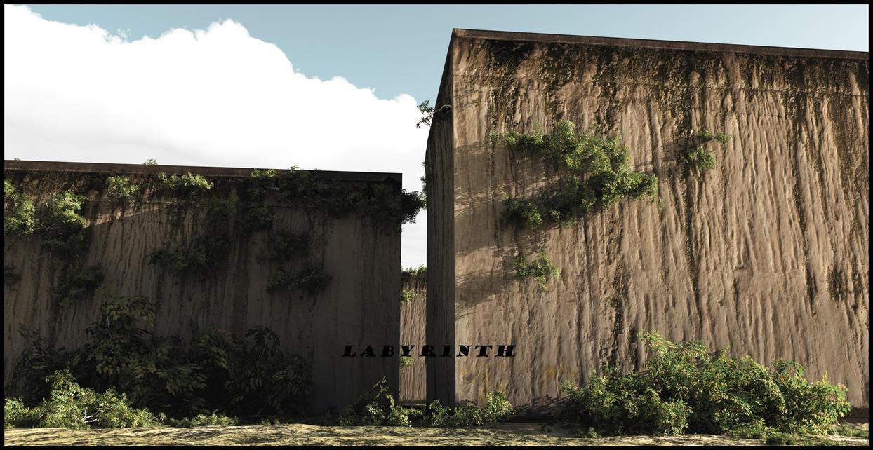 Labyrinth by YuryKyssa