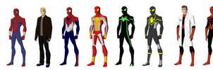 Spider-man redesign vol.1