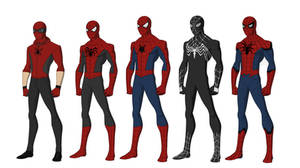 Spider-Man (United) by shorterazer