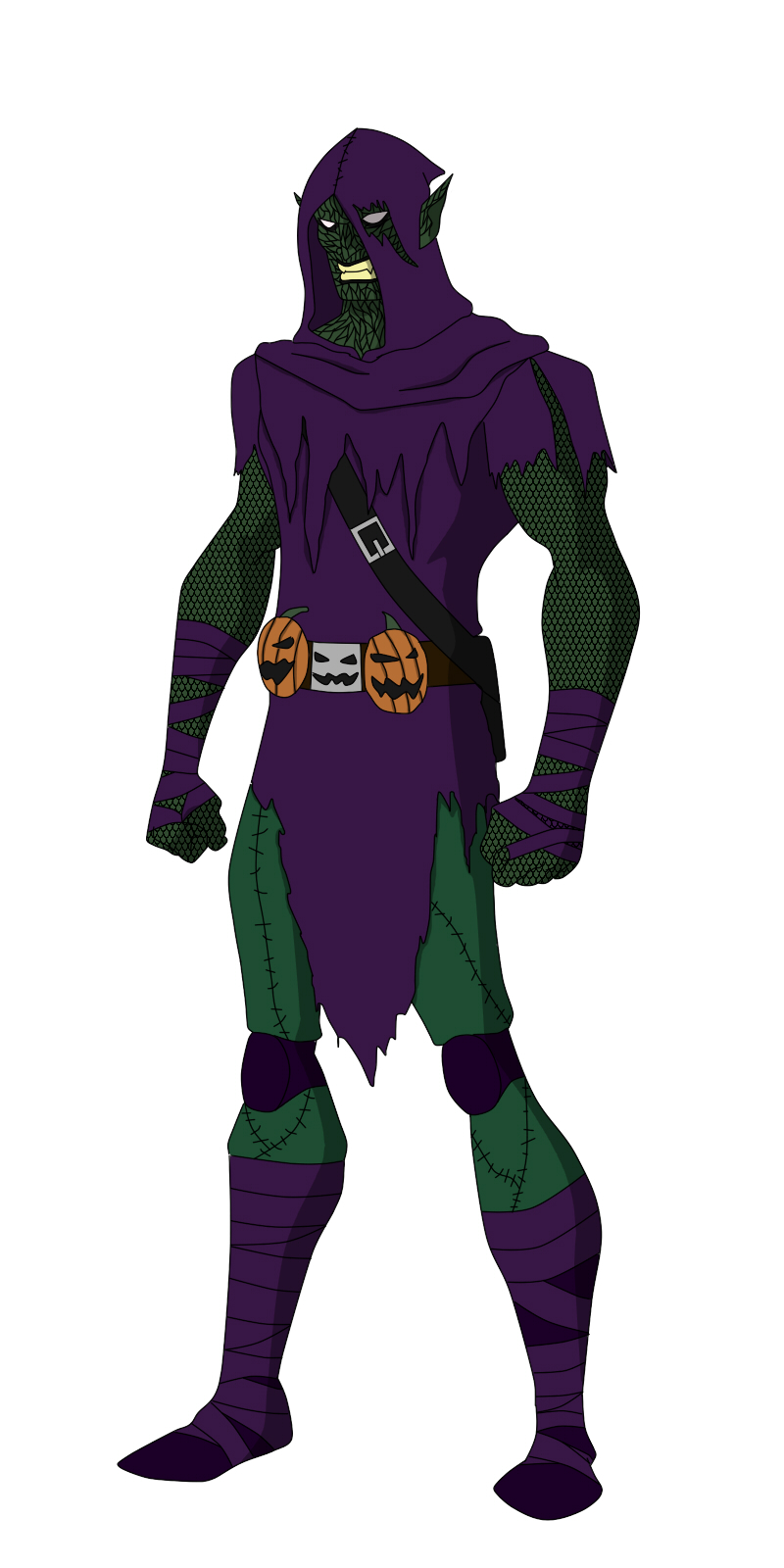 129 Best Best Gifts For 6 Year Girls Images On: The Green Goblin Redesign By Shorterazer On DeviantArt