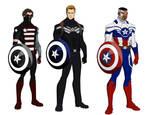 Bearers of the shield