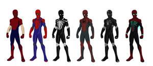 Spider-man redesign vol.2