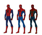 Spider-Man Homecoming suits