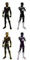 MCEU Black Panther and Golden Jaguar