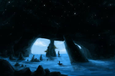 Starcave.