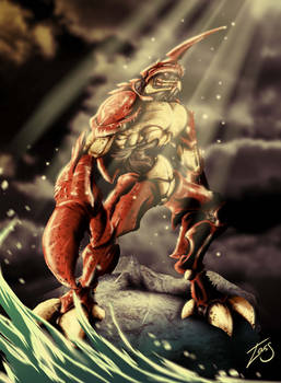 The Crab-Man
