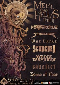 Metal From Hellas-poster