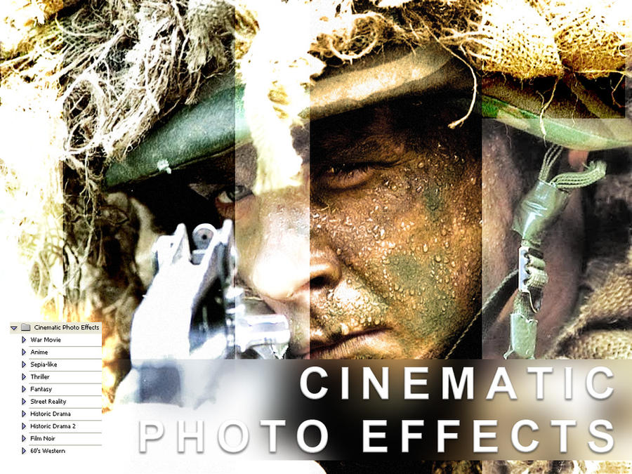 Top 10 Superb Stunning Photo Effects